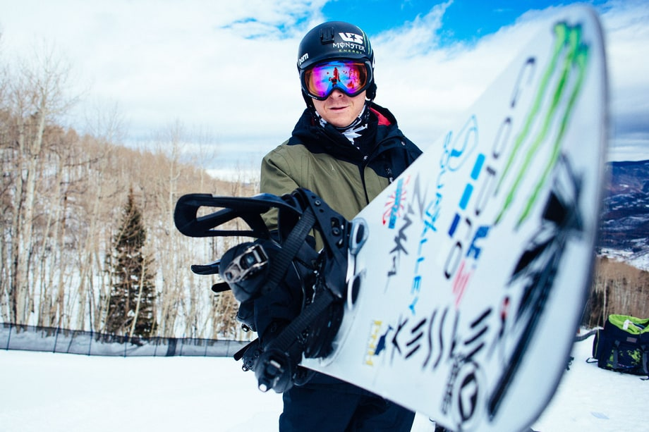 Snowboard Cross Champ Nate Holland's Road to Sochi: Exclusive Photos