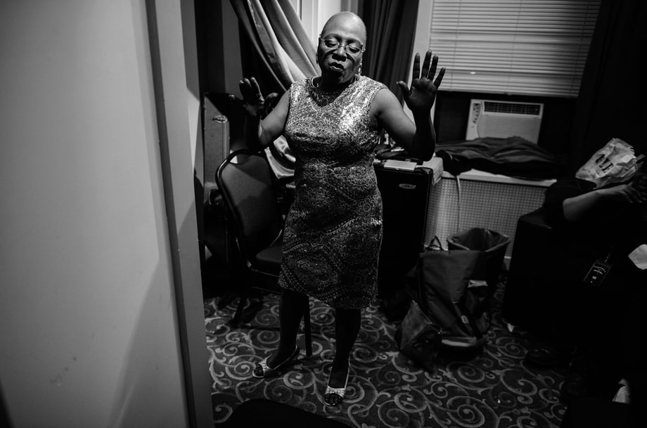 Sharon Jones Gets Her Groove Back: Behind-the-Scenes Photos