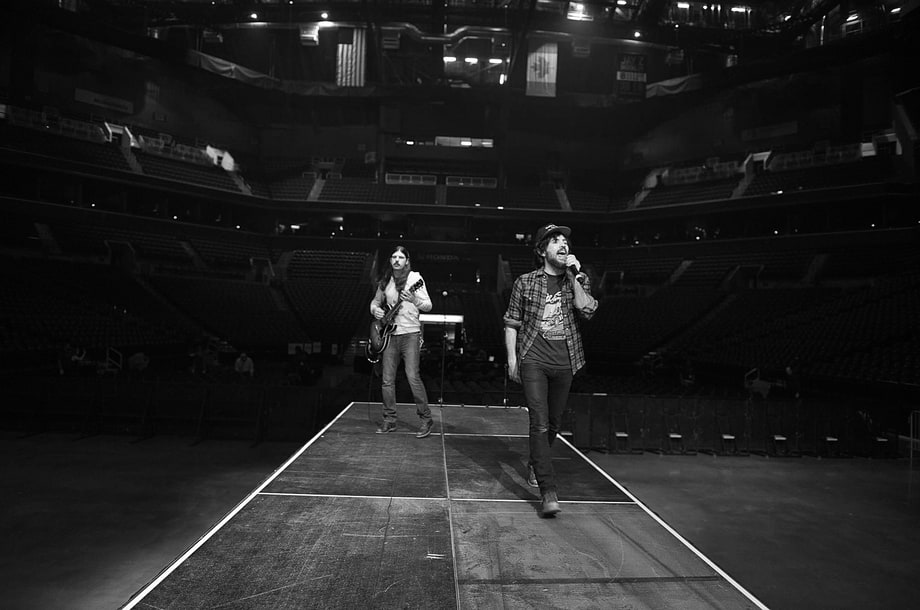 Brooklyn Jubilee: Backstage at Barclays With the Avett Brothers