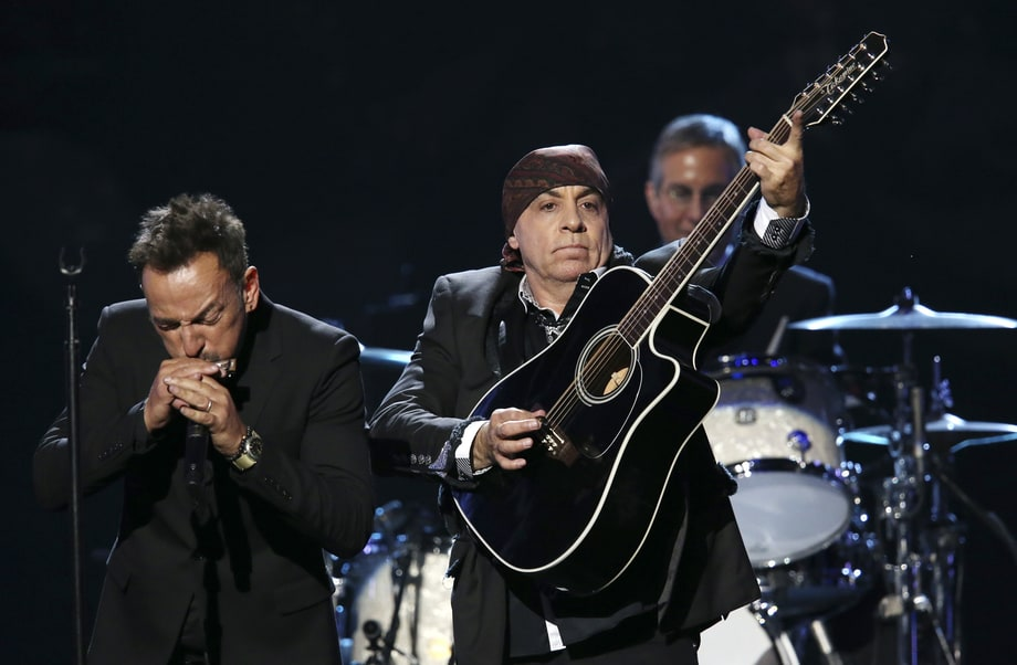 20 Best Moments at the Rock and Roll Hall of Fame 2014 Induction