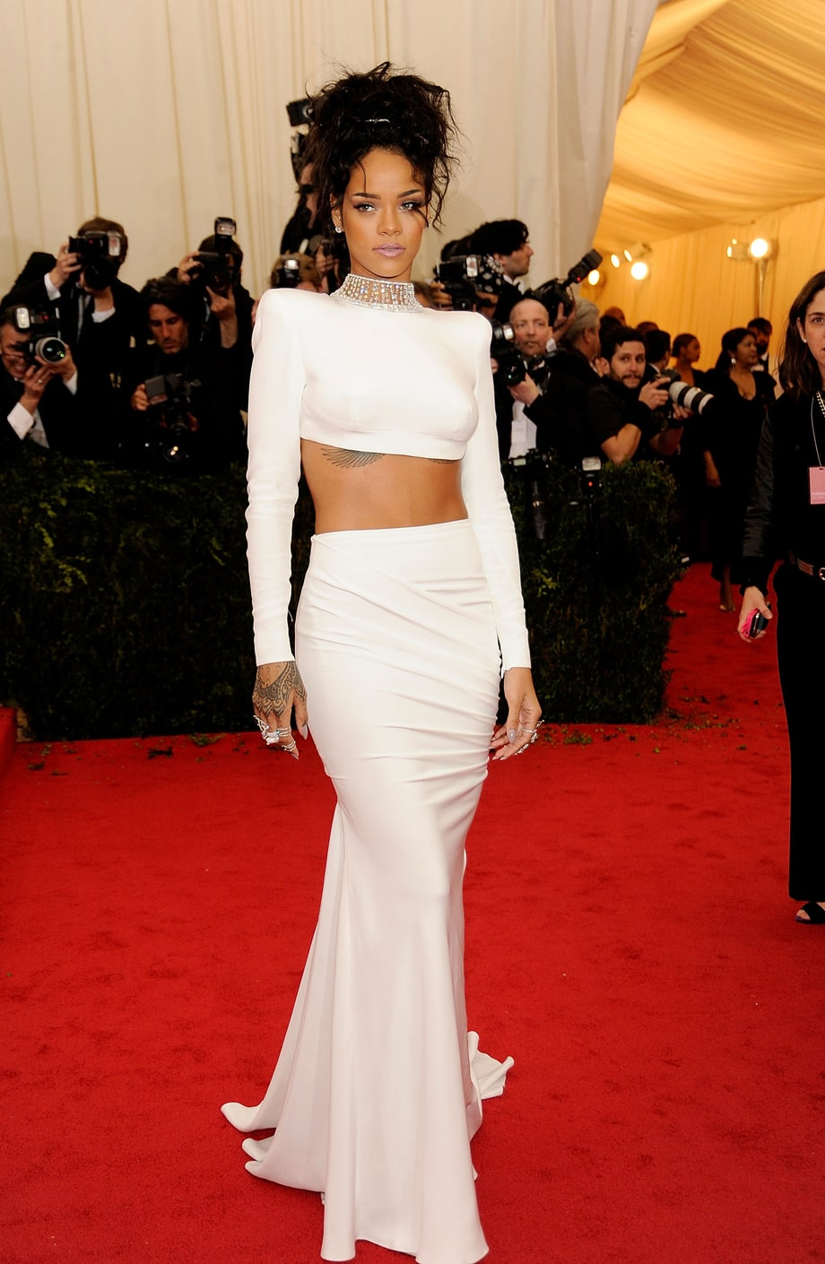 Beyond Fashion: Musicians Take Over the Met Gala 2014