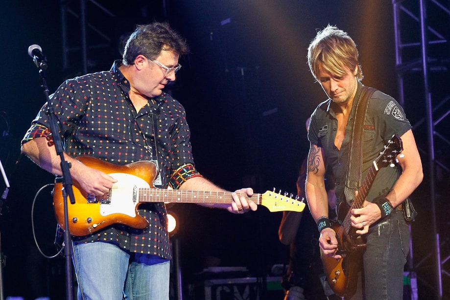 10 Best Things We Saw at Keith Urban's We're All 4 the Hall 2014