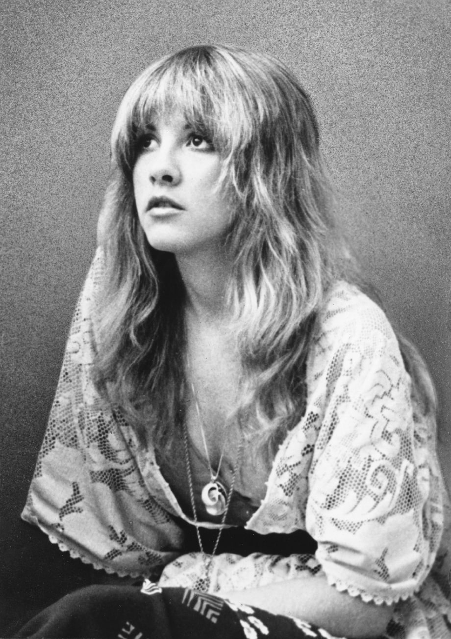 Stevie Nicks' Life in Photos