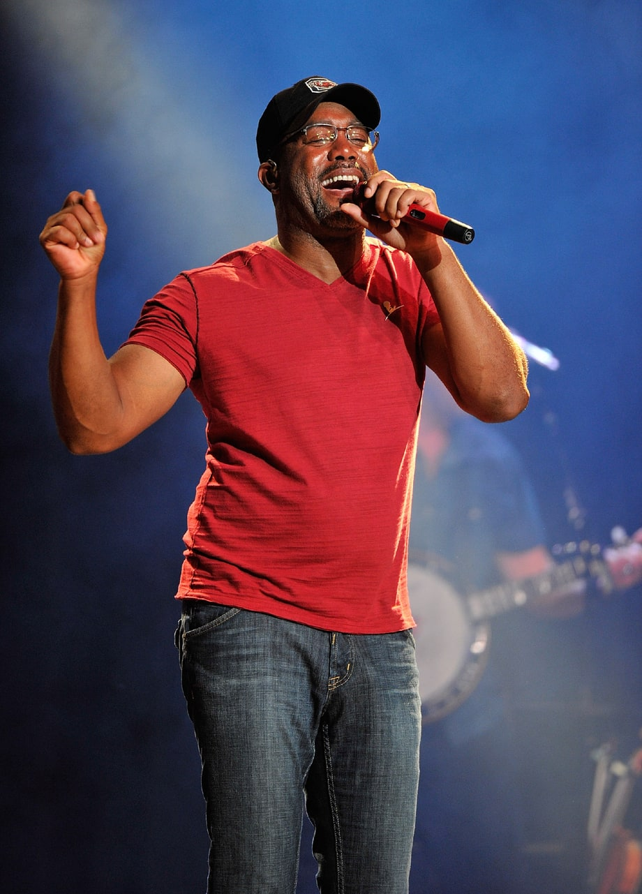 Darius Rucker and Friends Raise the Roof at St. Jude Benefit