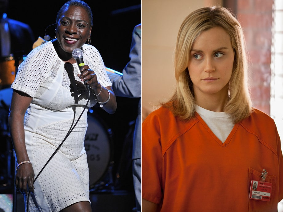 Sharon Jones on the Pros and Cons of 'Orange Is the New Black'