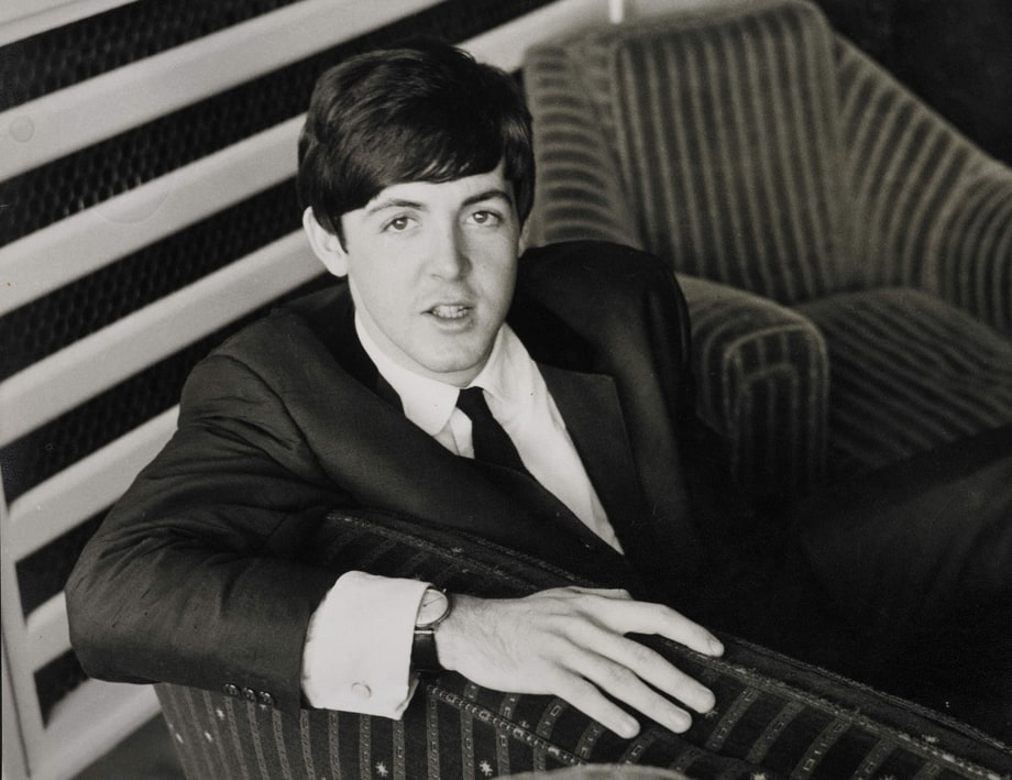 Paul McCartney's Life in Photos