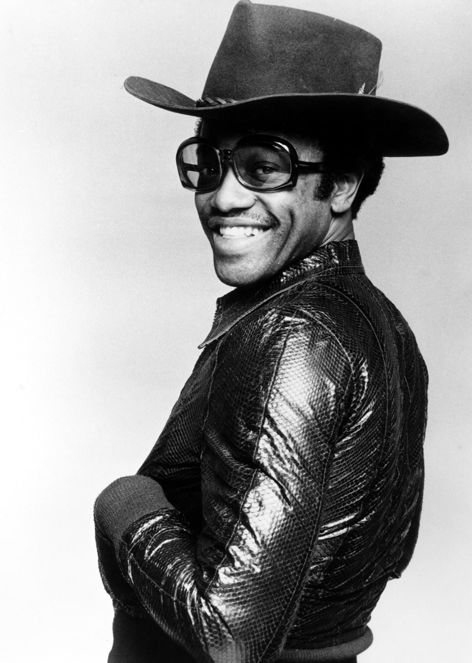 Bobby Womack's Life in Photos