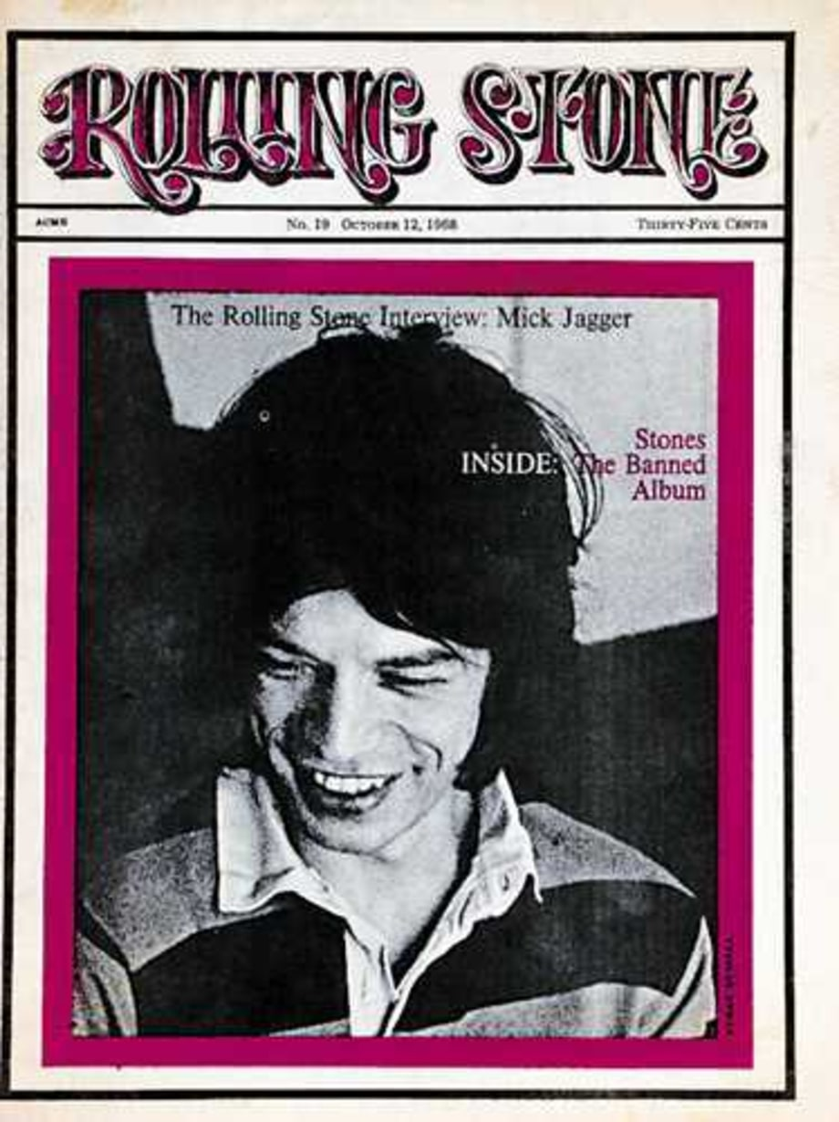 RS19: Mick Jagger
