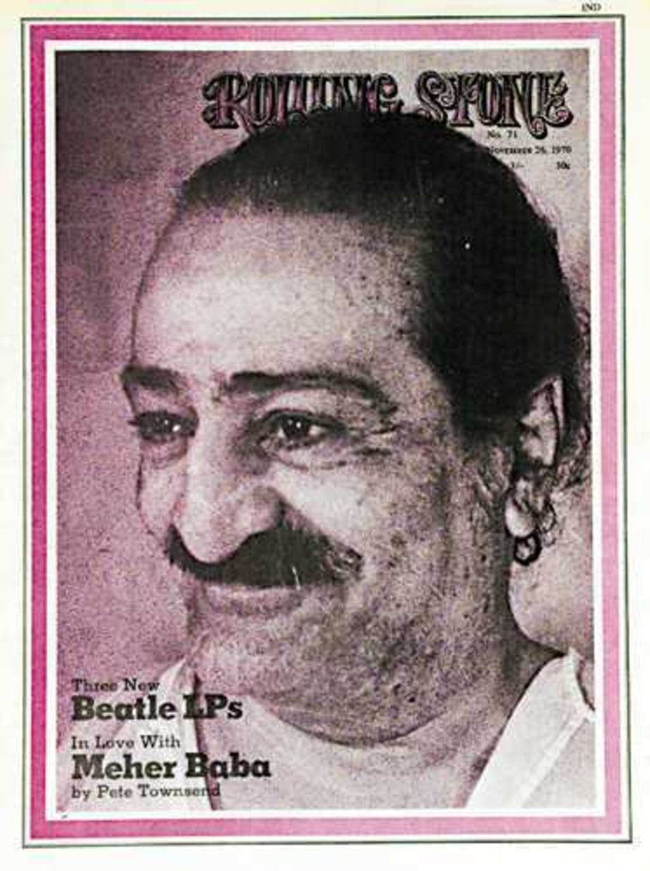 RS71: Meher Baba
