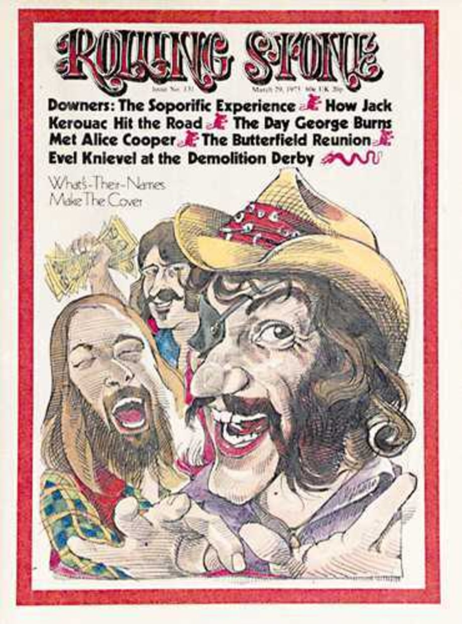 Image result for rolling stone magazine dr. hook