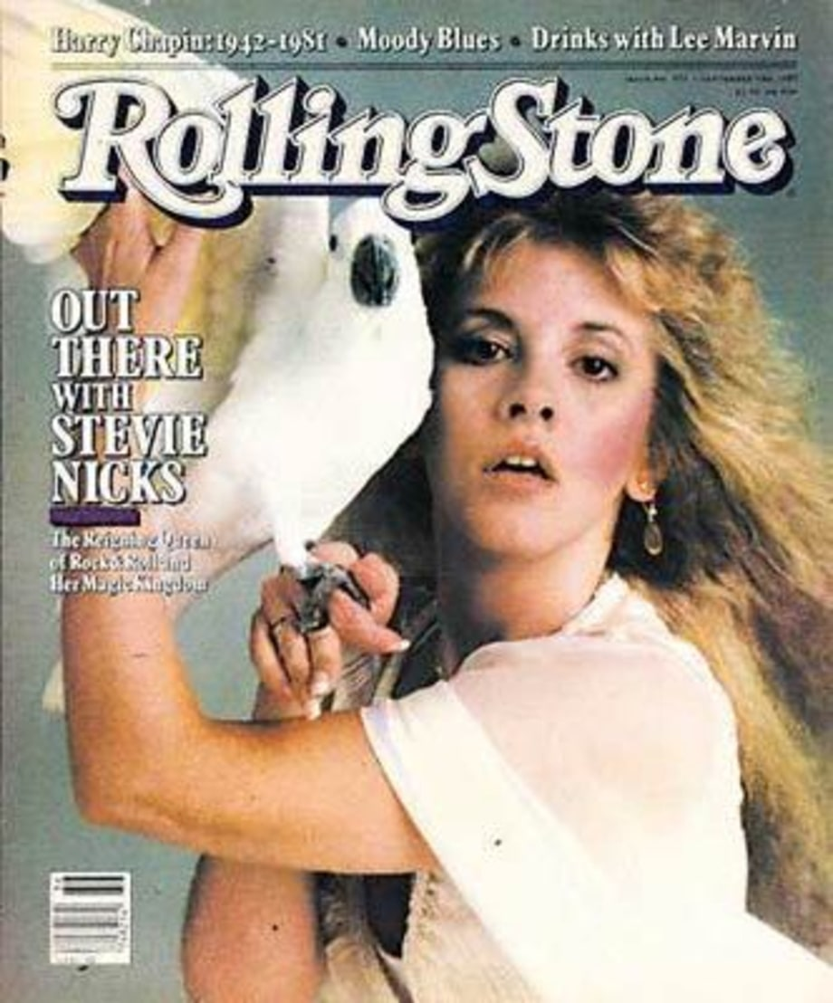 RS351: Stevie Nicks