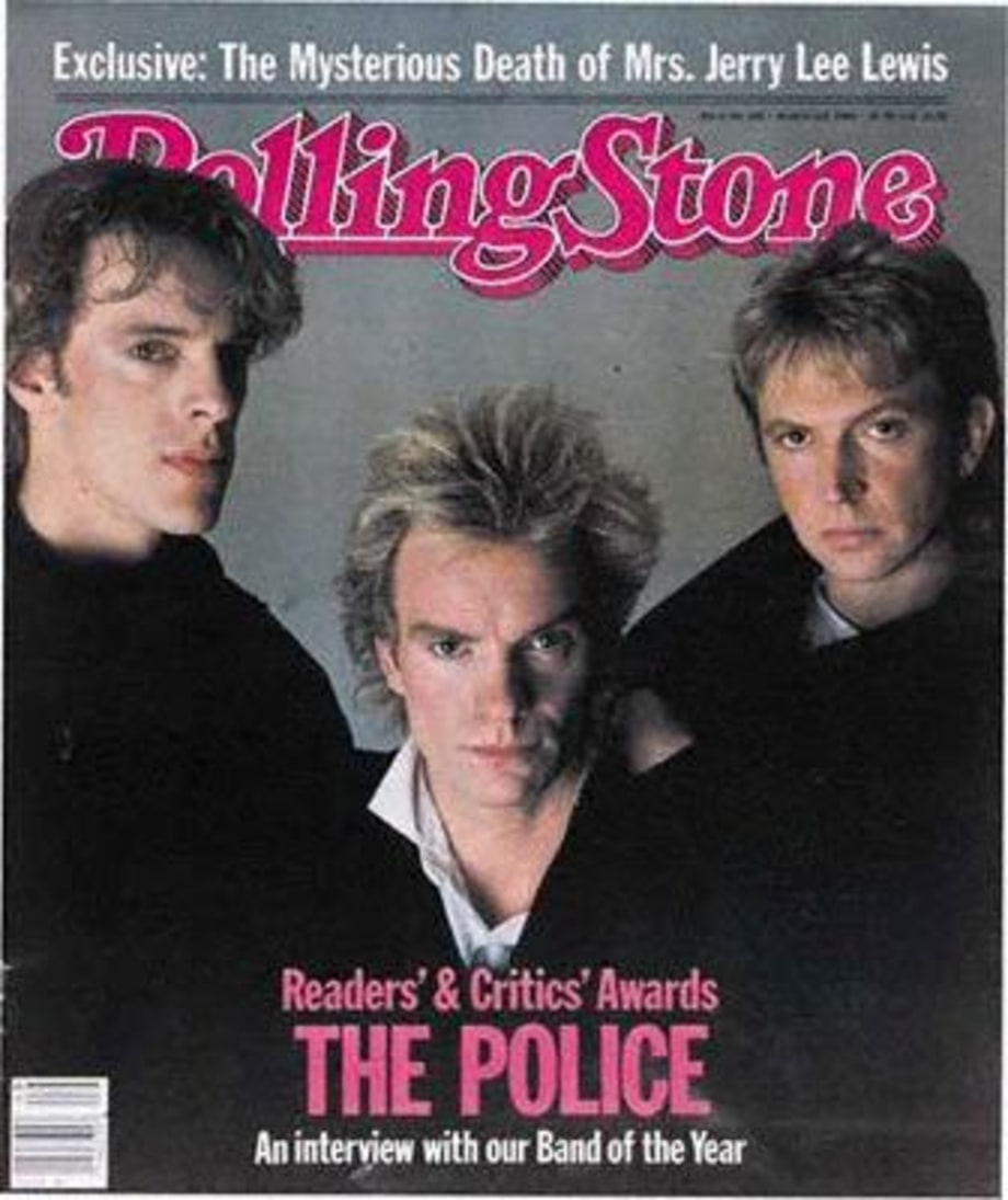 The Police: 1984