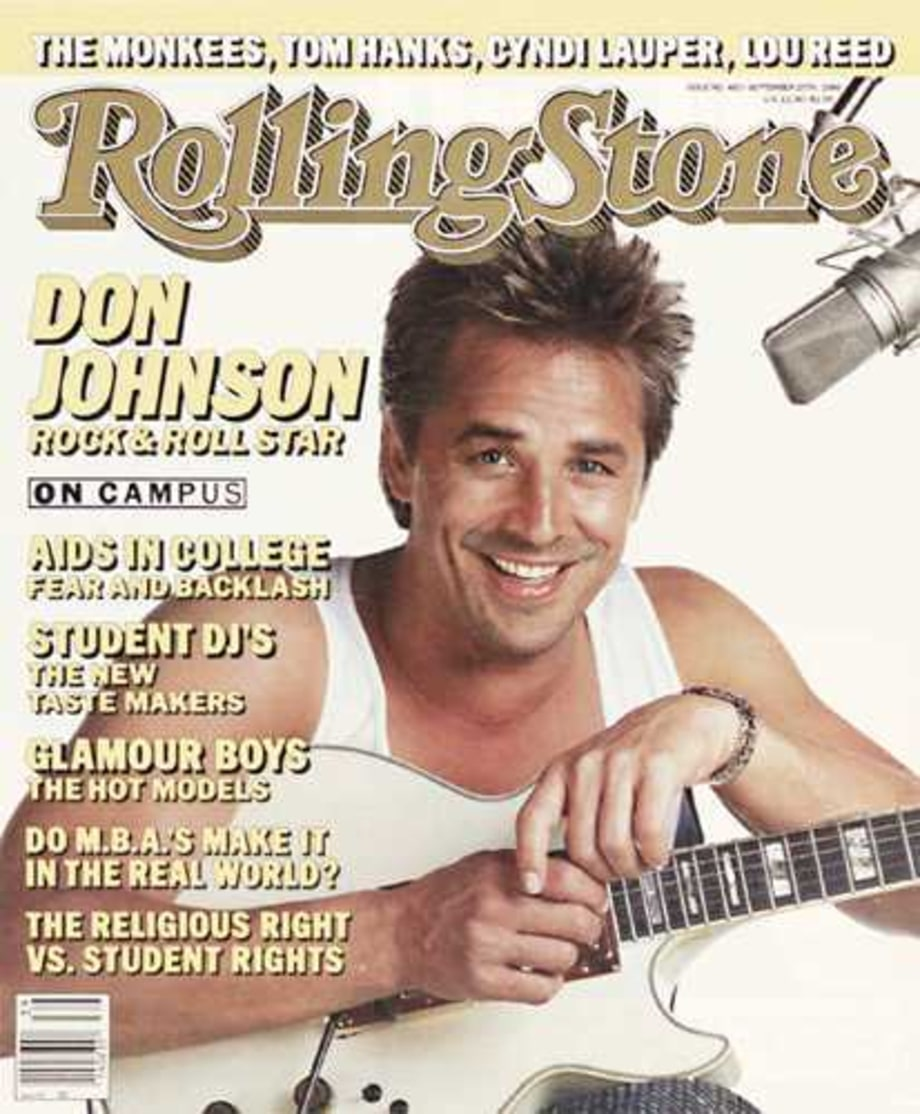 RS483: Don Johnson