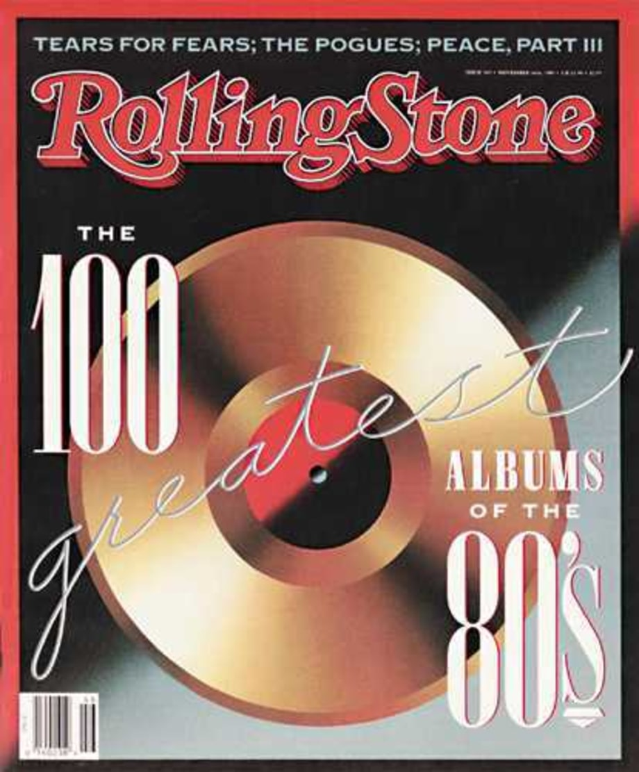 RS565: The 100 Greatest Albums of the '80s