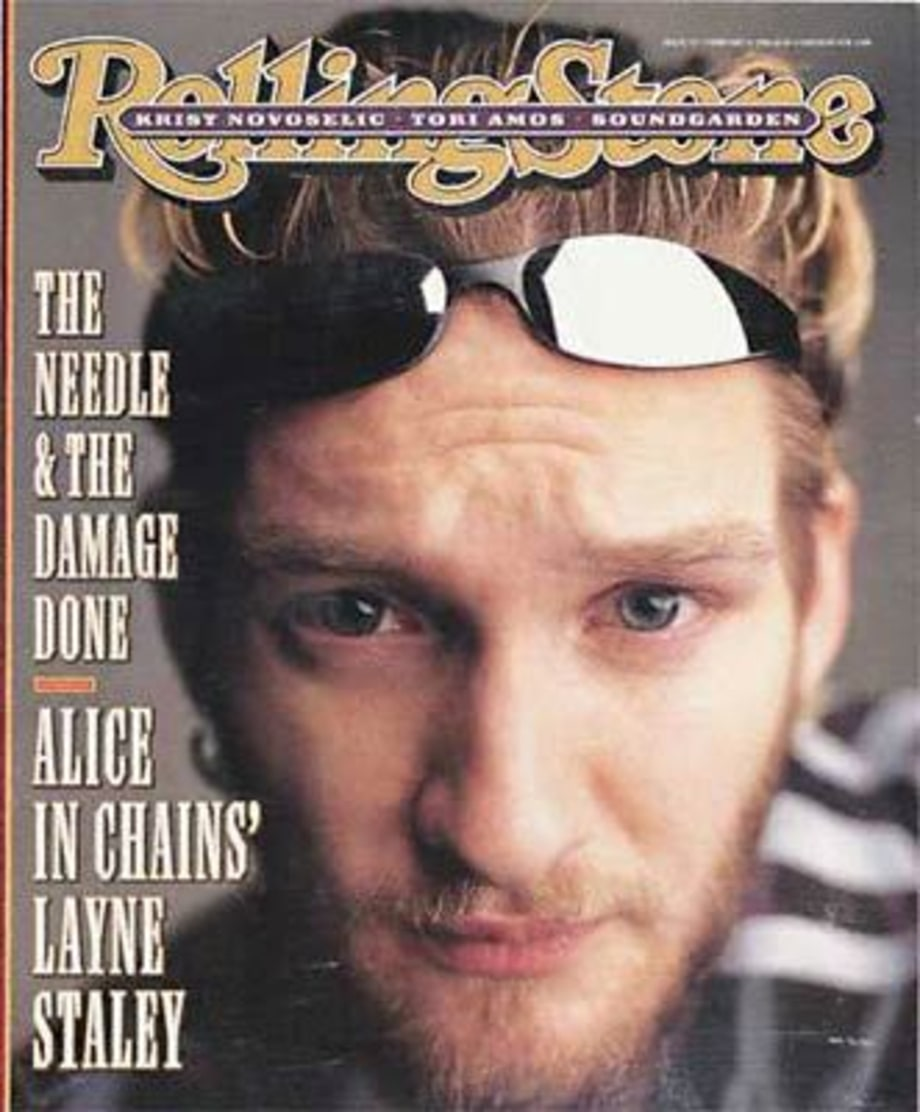RS727: Layne Staley of...