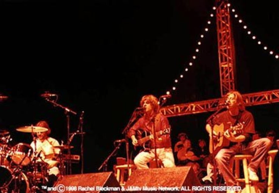 Phish at the Bridge School Benefit '98