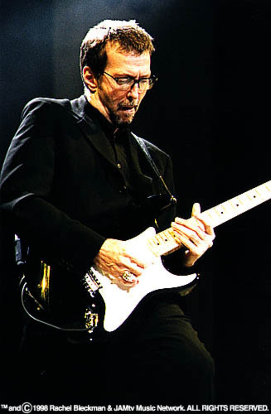 Eric Clapton, United Center, Chicago