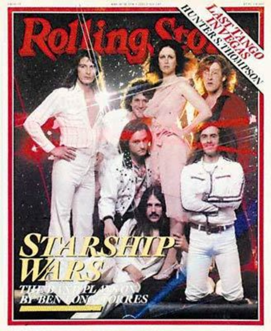 RS265: Jefferson Starship