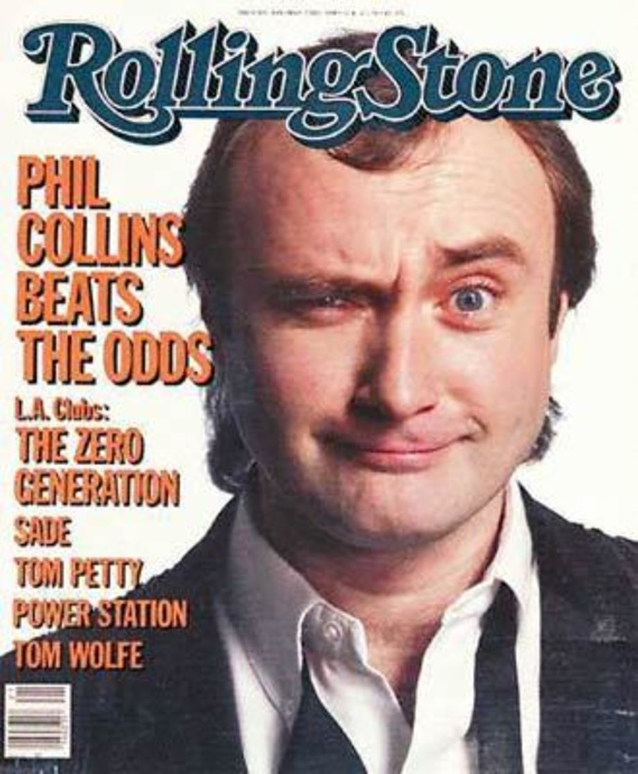 RS448: Phil Collins