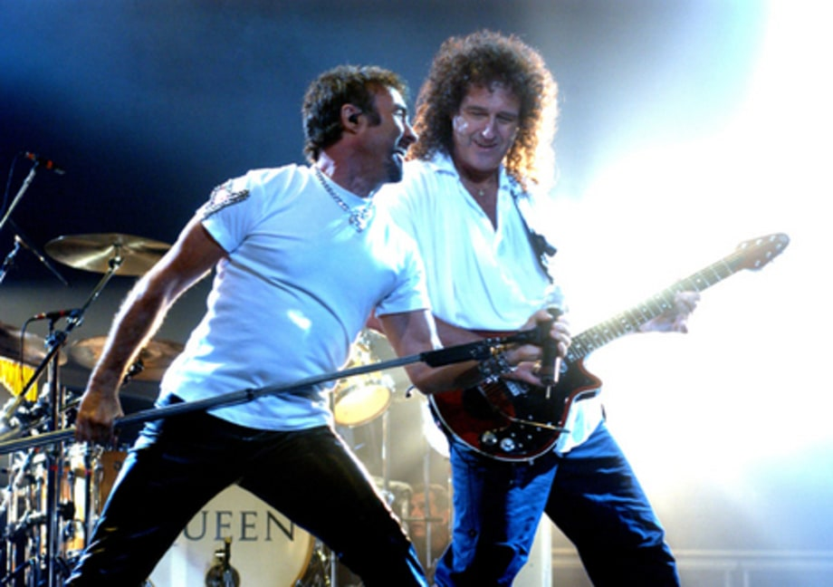 Queen 12 - East Rutherford, NJ 10/16/05