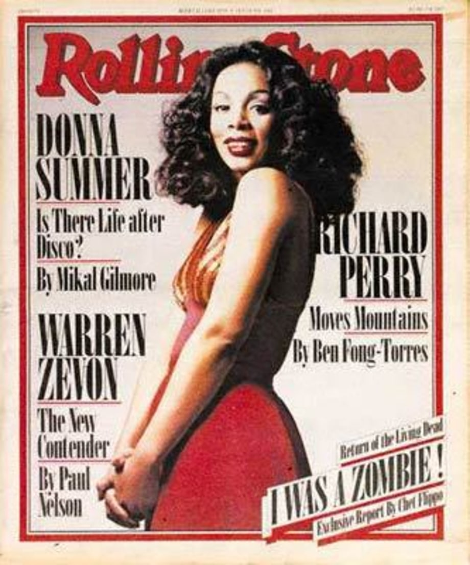 RS261: Donna Summer