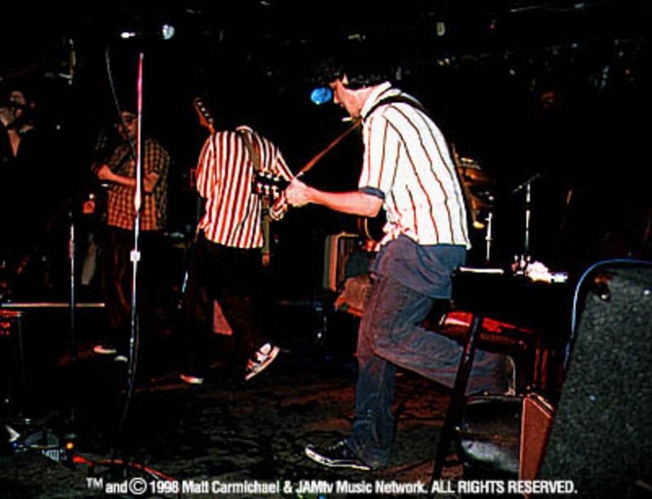 Neutral Milk Hotel at Lounge Ax, Chicago, IL