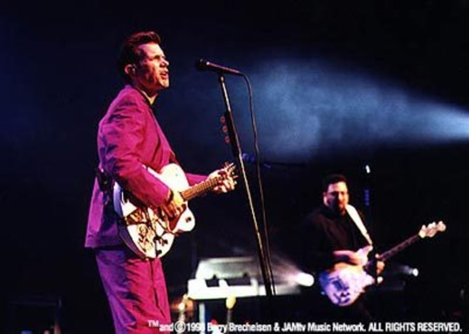 Chris Isaak at the Chicago Theatre in Chicago, IL