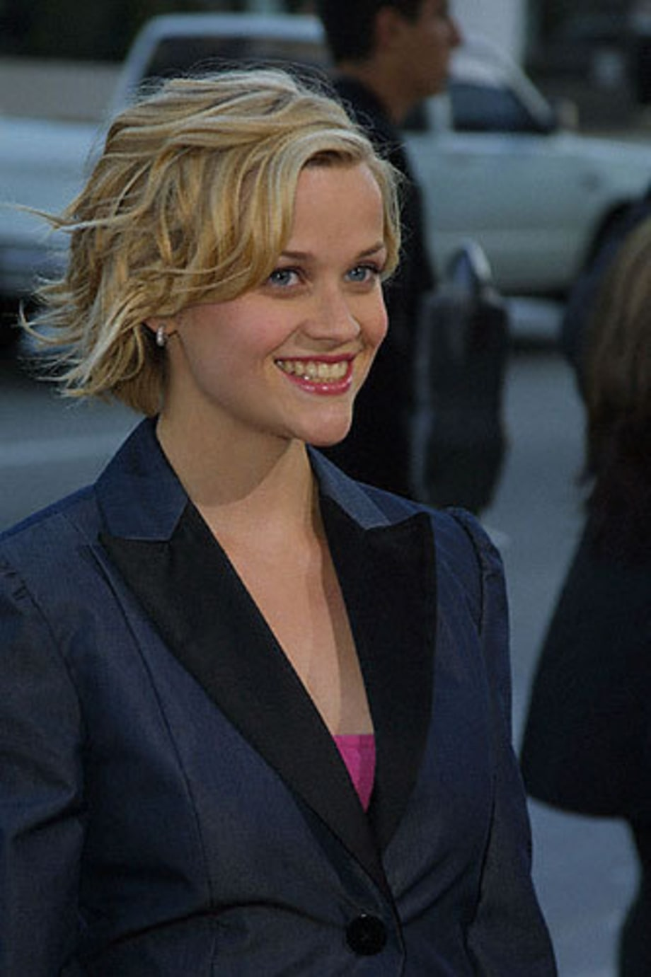 A.I. Premiere Reese Witherspoon