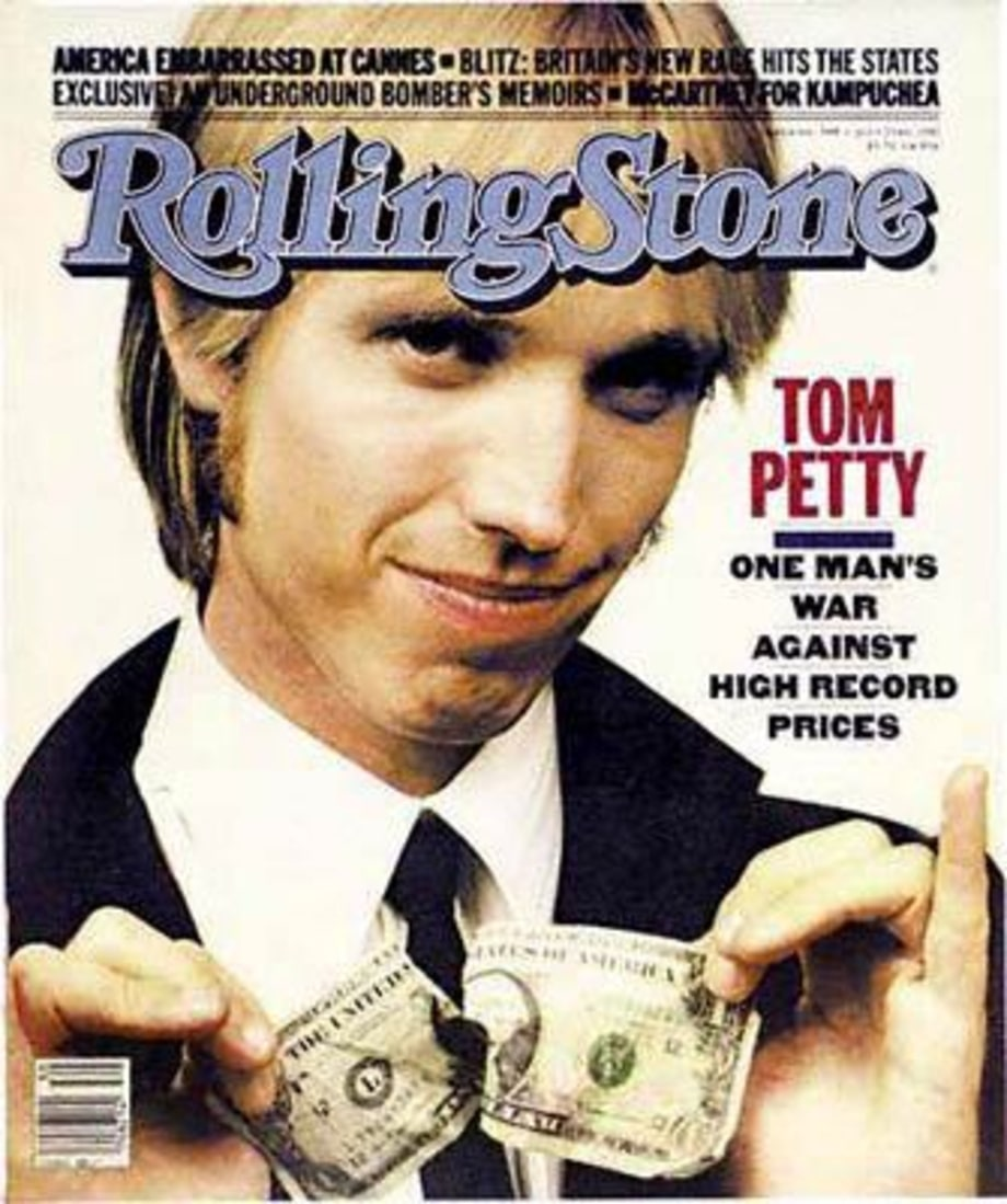 RS 348: Tom Petty