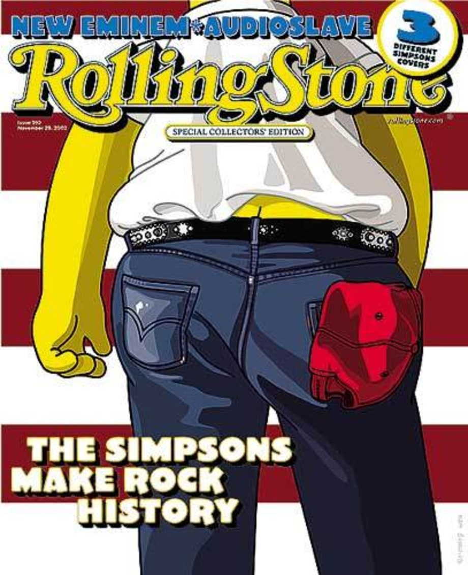 RS 910C: The Simpsons