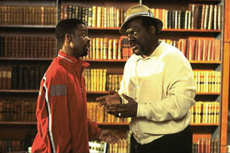chris rock frankie faison