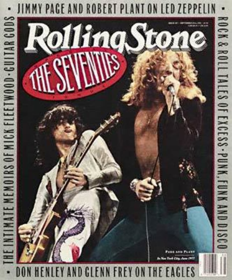 RS587: The '70s: Robert Plant & Jimmy Page