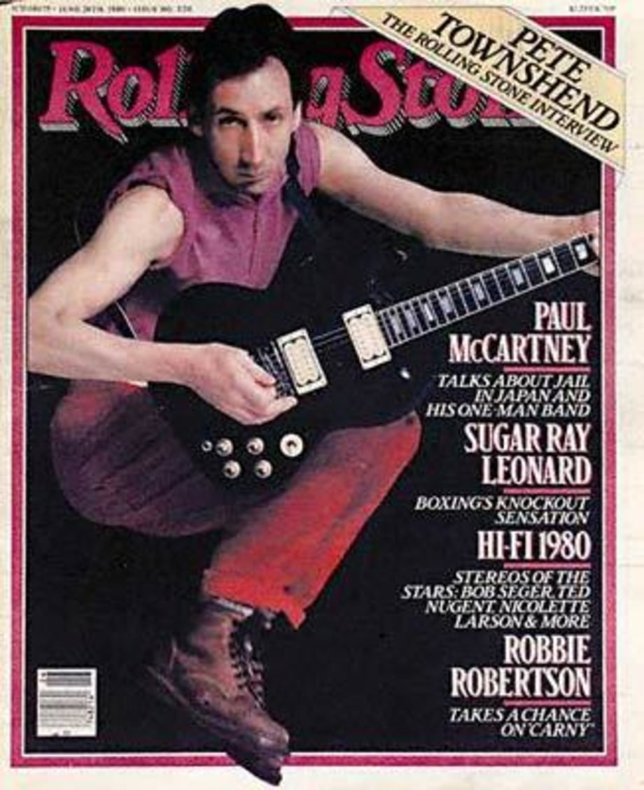 RS320: Pete Townshend