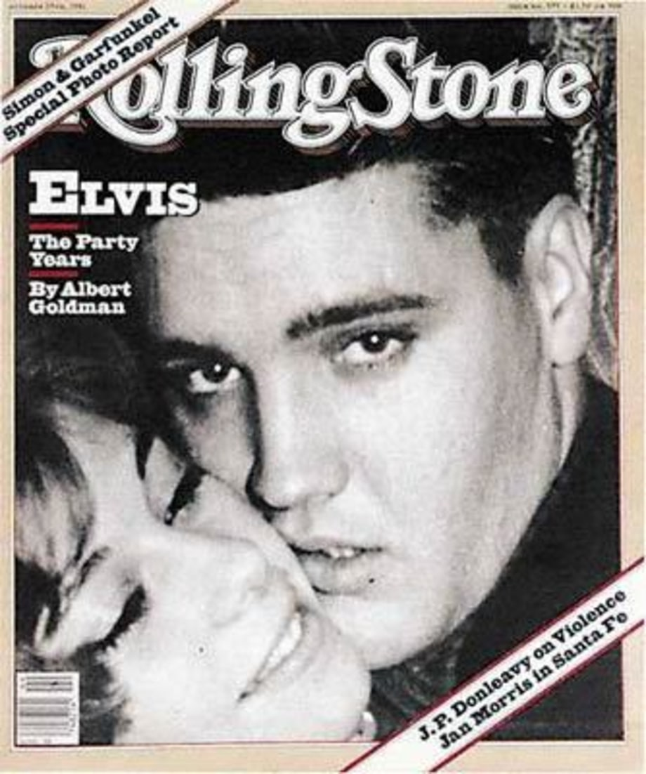 RS355: Elvis Presley