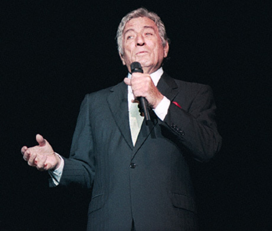 Tony Bennett at The Park West, Chicago,IL