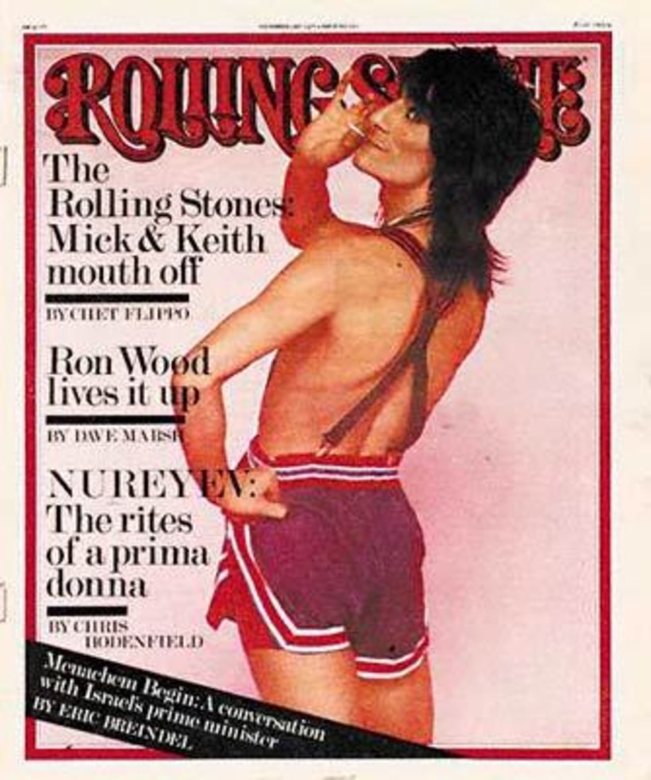 RS251: Ron Wood