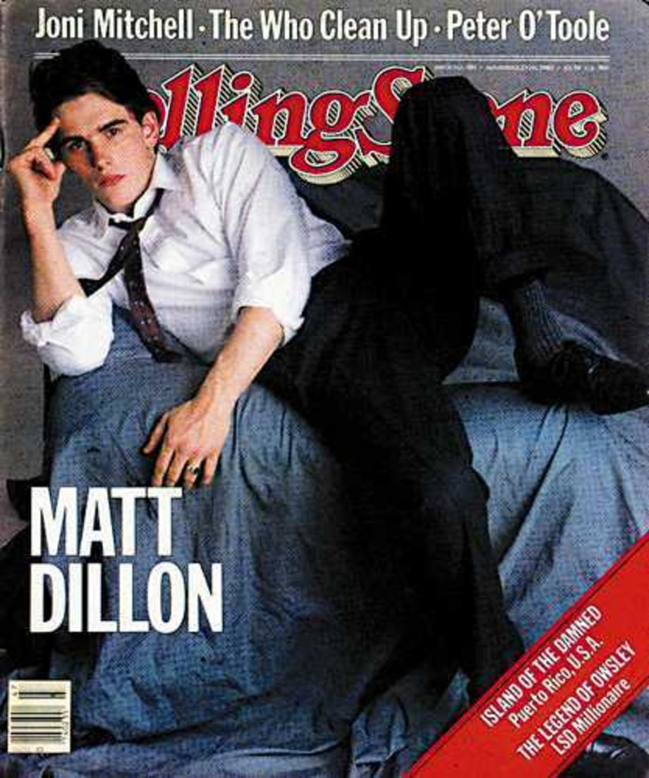 RS383: Matt Dillon