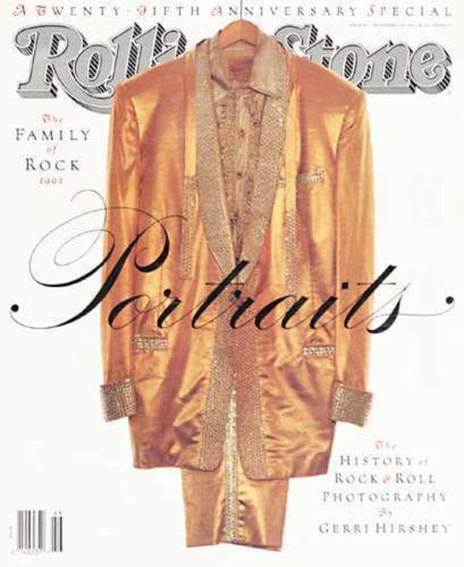 RS643: 25th Anniversary: The Portraits (Elvis's go