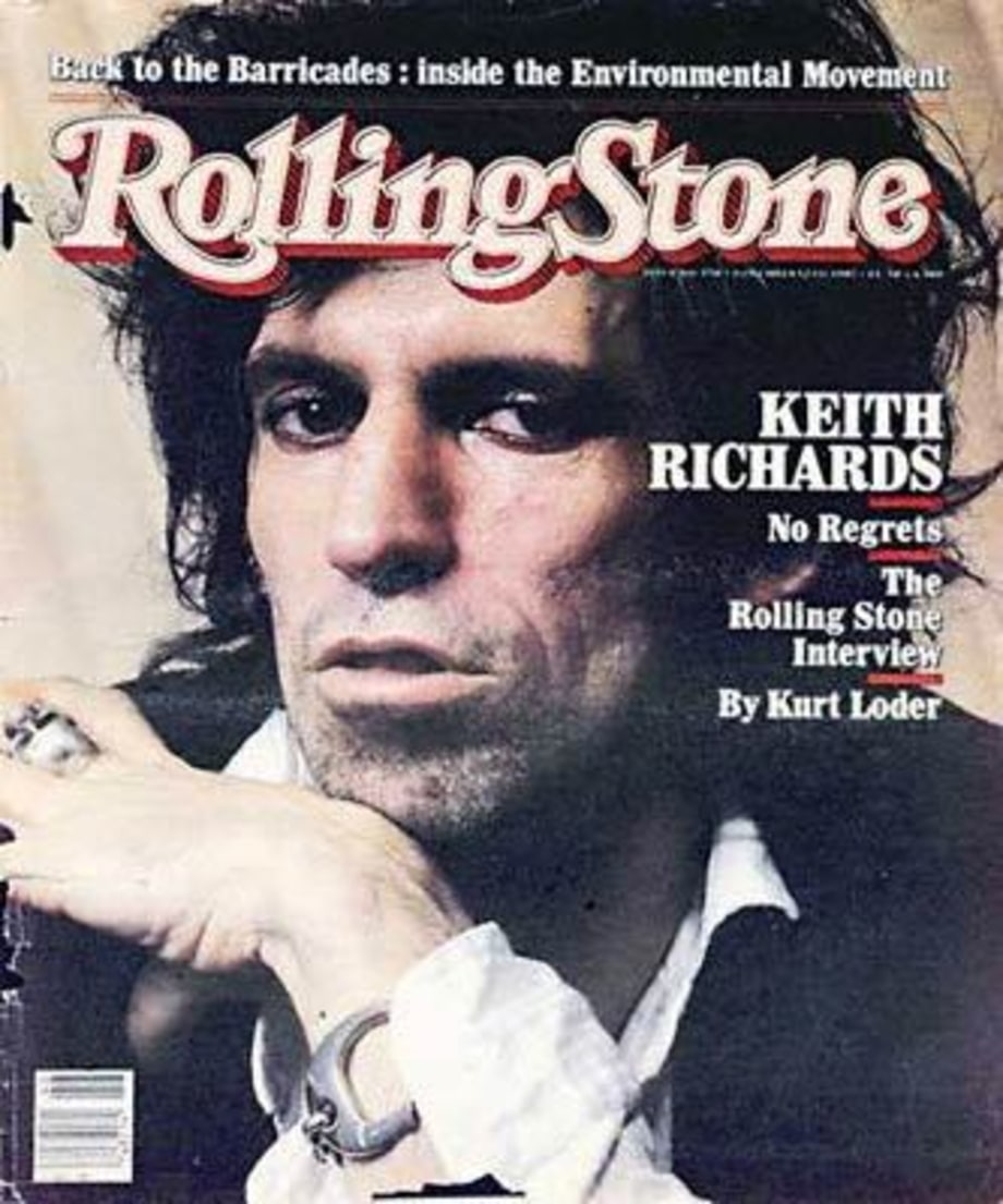 RS356: Keith Richards