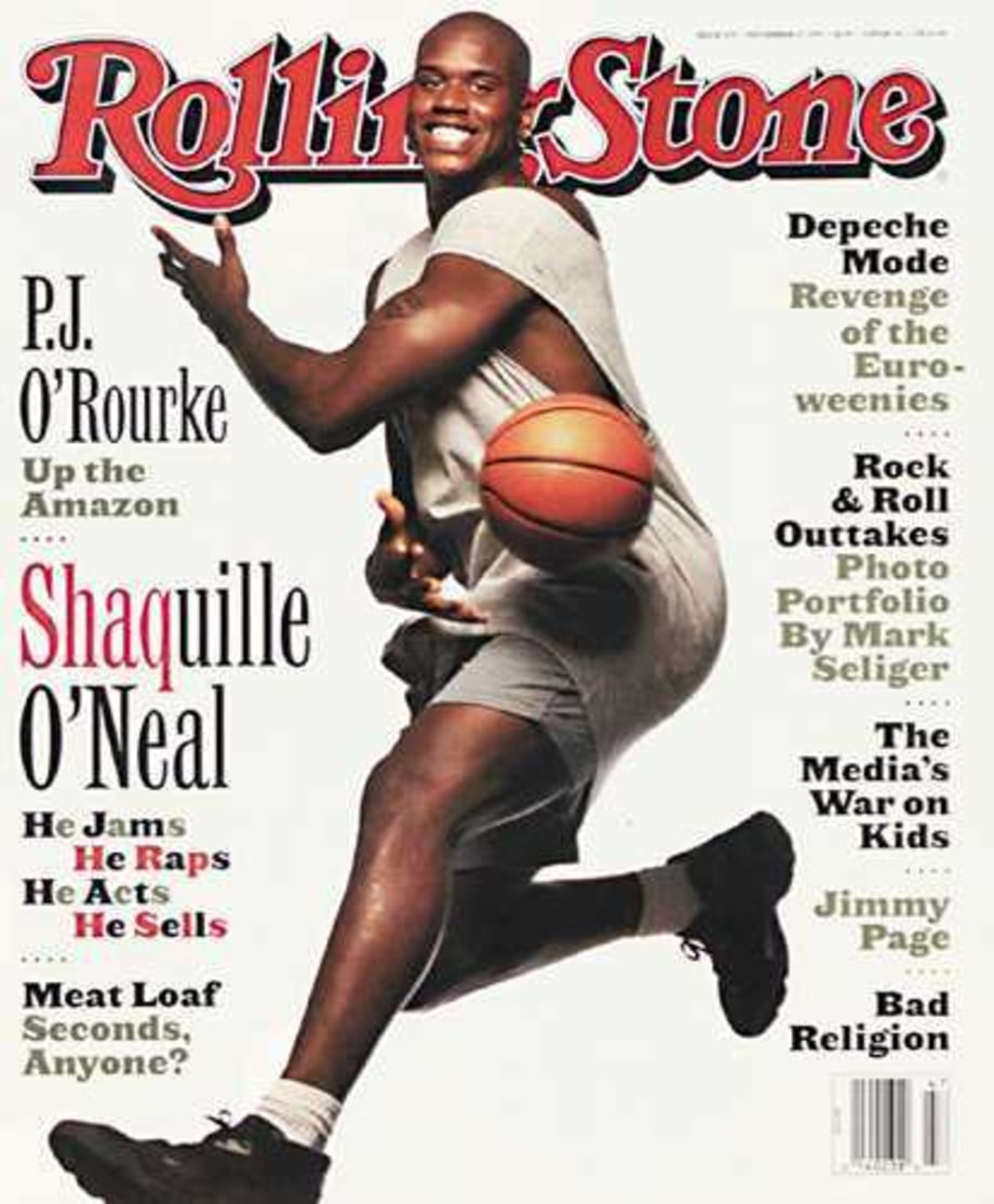 RS670: Shaquille O'Neal