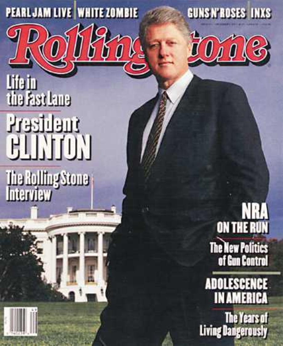 RS671: Bill Clinton