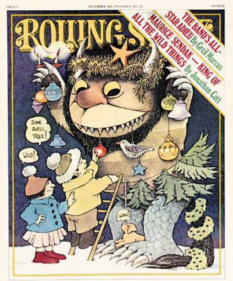 RS 229: Maurice Sendak's 'Wild Things'+E302