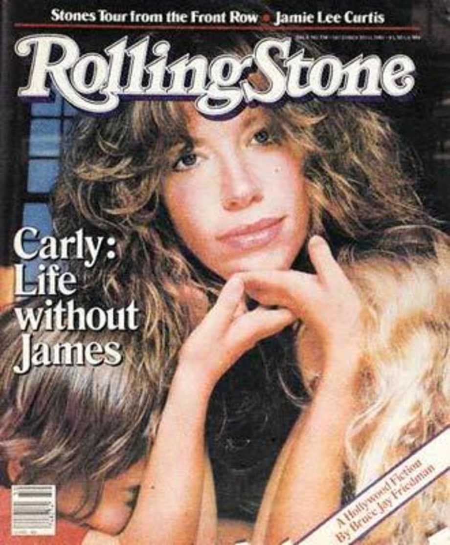RS 358: Carly Simon