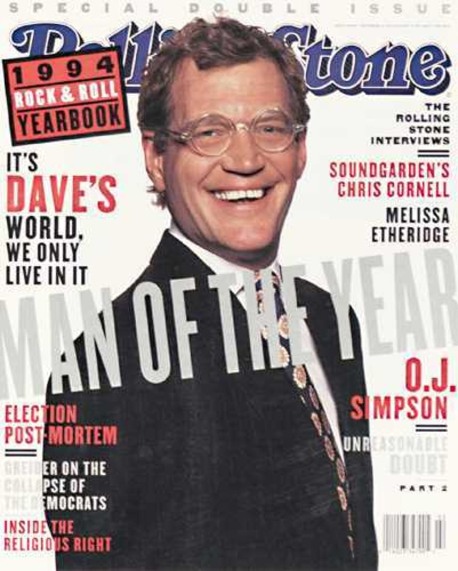 RS 698 - RS699: David Letterman