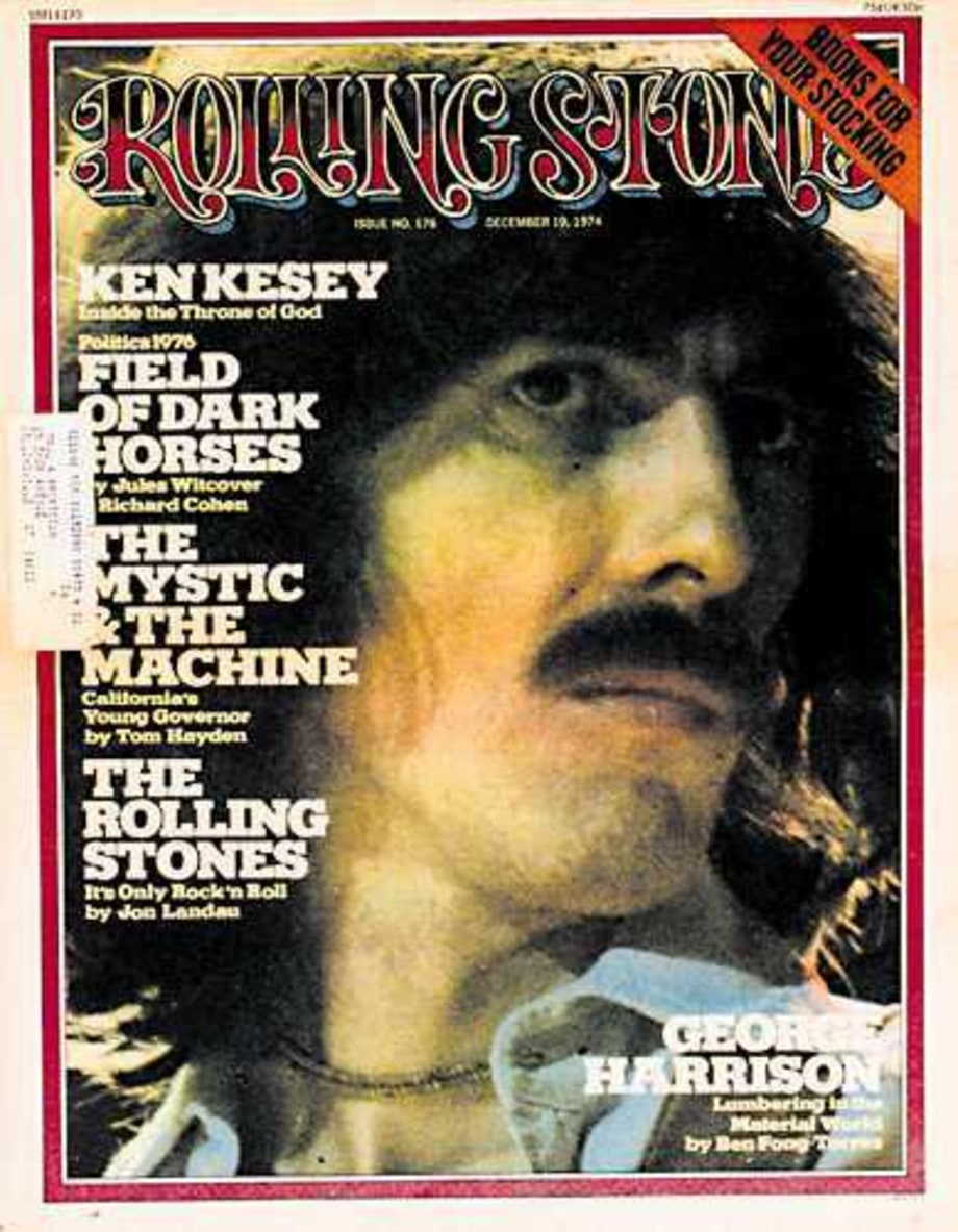 RS 176: George Harrison