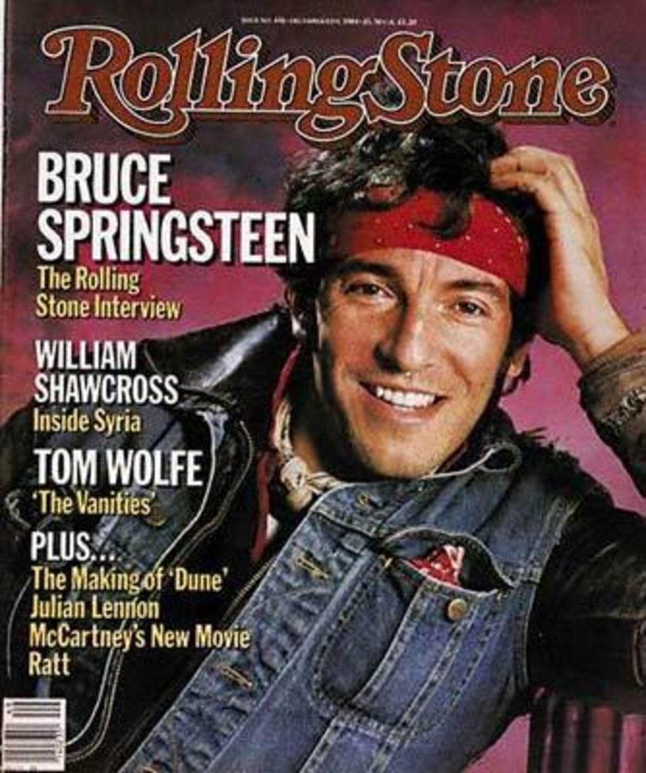 RS 436: Bruce Springsteen