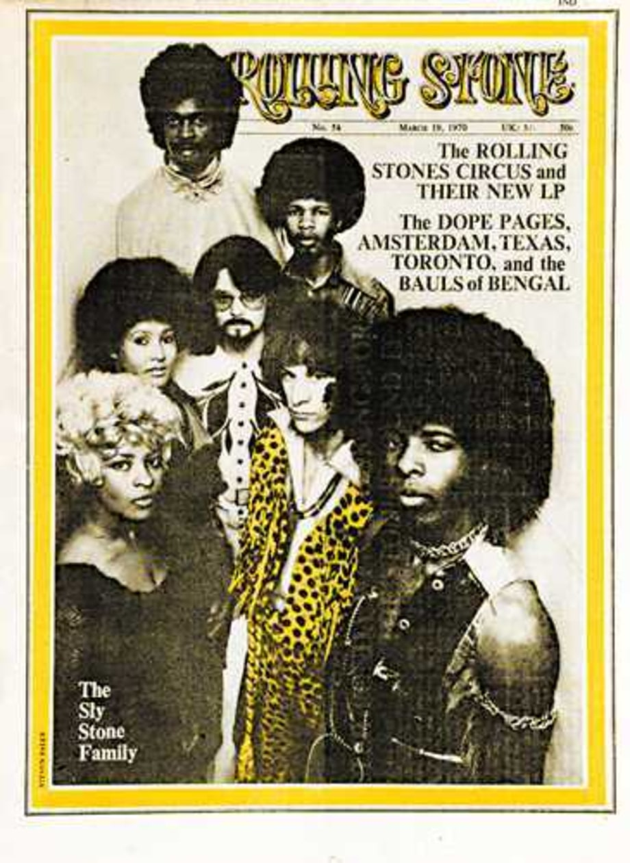 RS54: Sly & The Family Stone