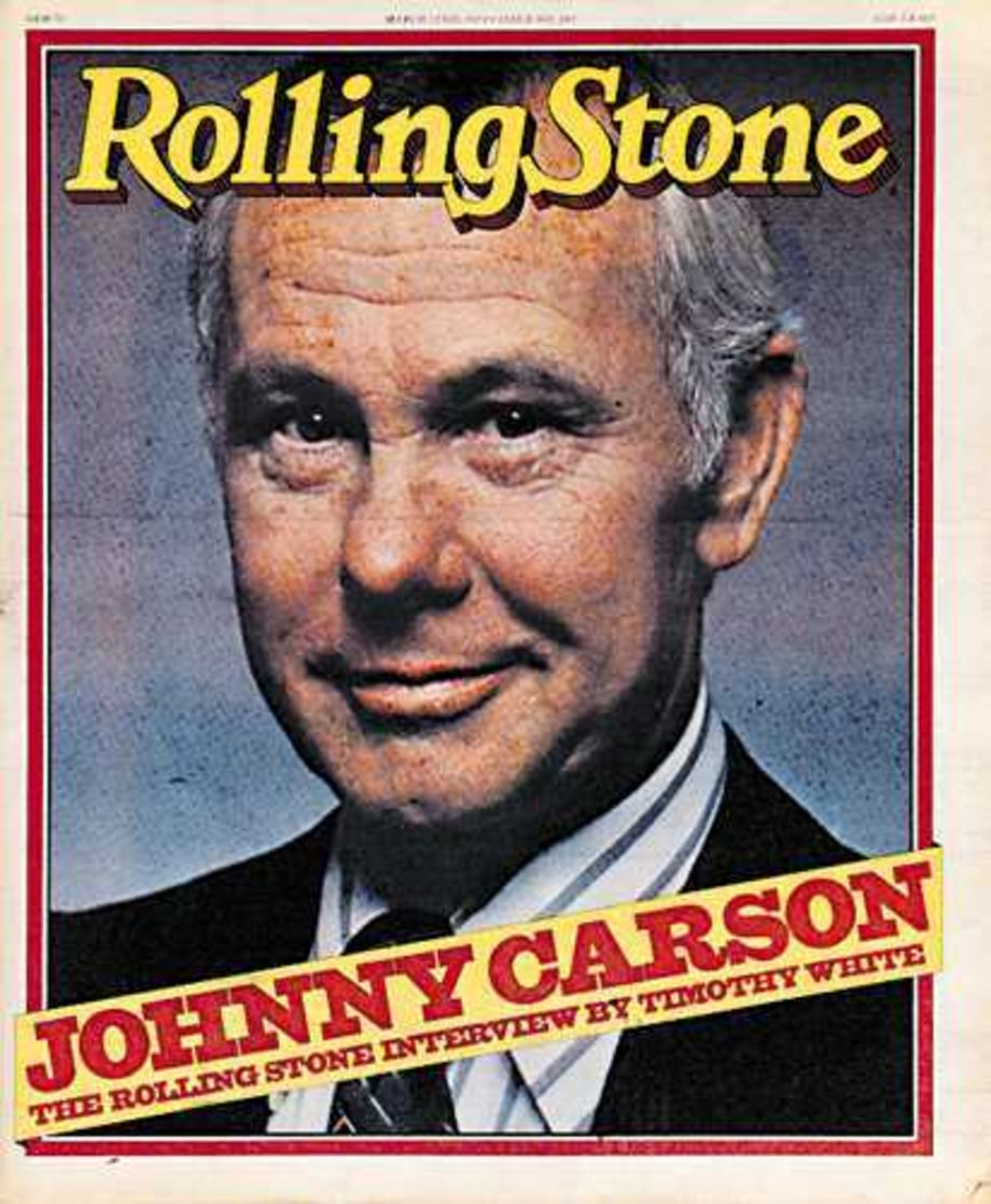 RS287: Johnny Carson