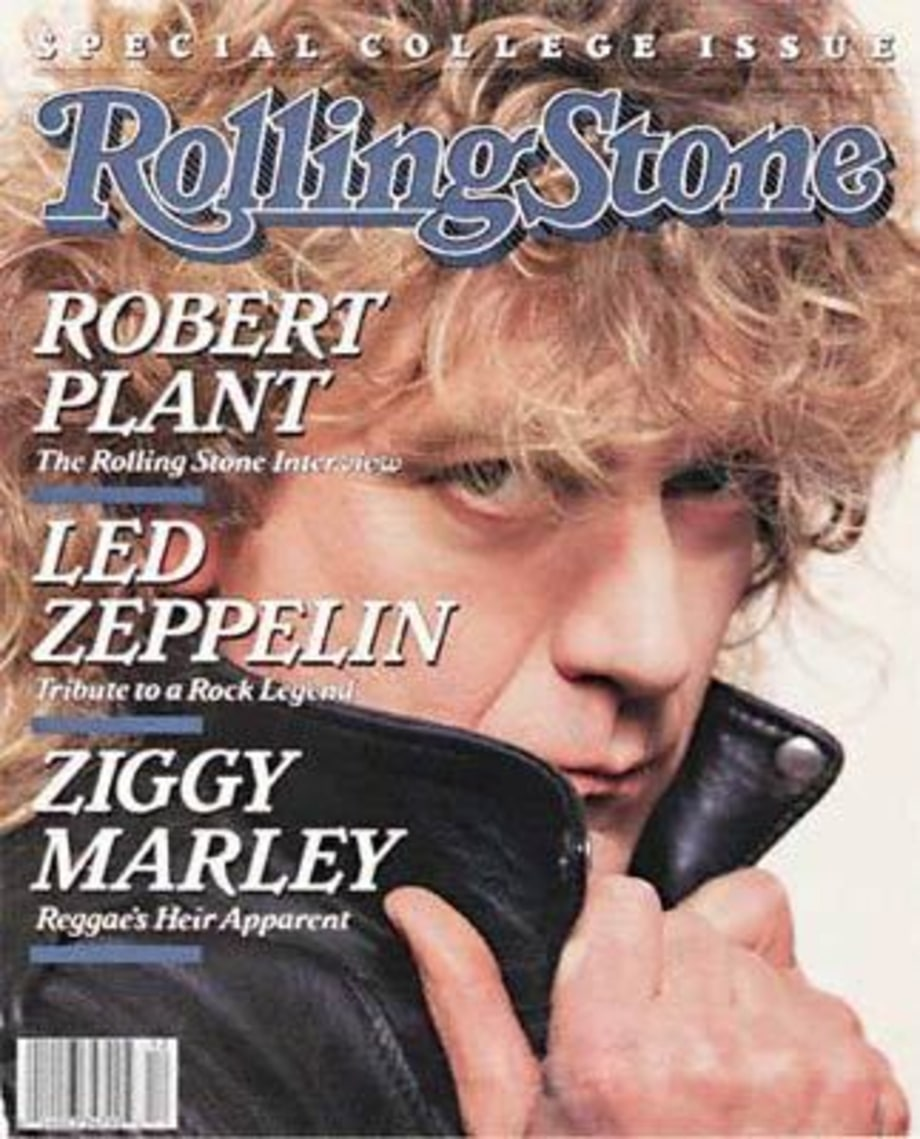 RS522: Robert Plant