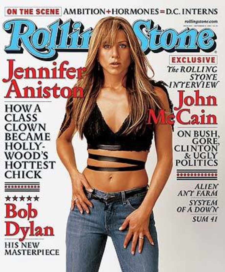 RS 878: Jennifer Aniston